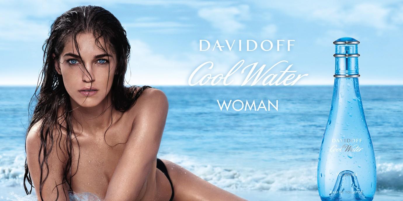 davidoff cool water woman